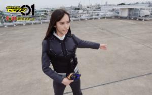 【仮面ライダーゼロワン】女性ライダーバルキリー役!井桁弘恵とは?