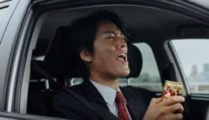 【キリンファイア20周年】俳優桐谷健太がCMソングを熱唱!動画やメイキングも公開