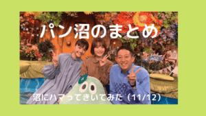 花澤香菜の『パン沼』のパン屋店舗まとめ!NHK沼にハマってきいてみた出演(11/12)